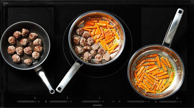 Рецепт Польпетты с глазированной морковью