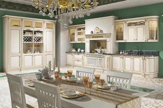 Кухонная мебель «ZETTA»