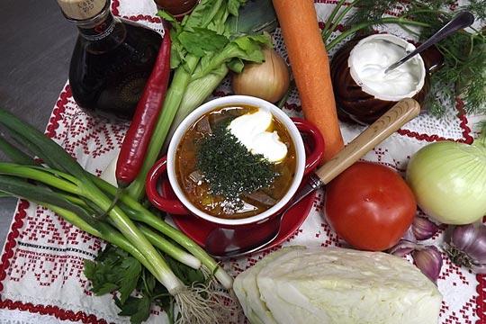 Рецепты щей – краснодарские щи