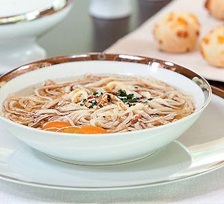 Рецепт Фриттатен-суп