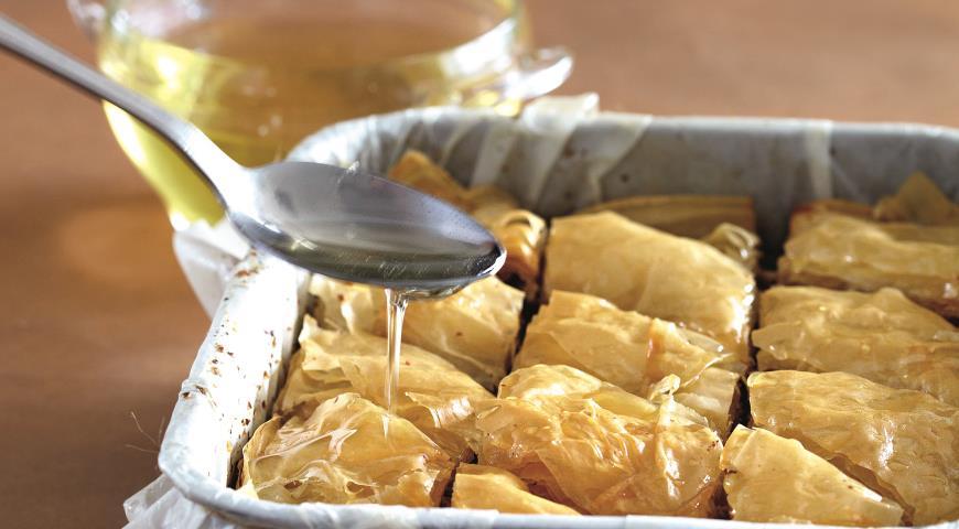Рецепт Баклава с оливковым маслом