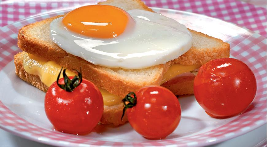 Рецепт Сэндвич на завтрак