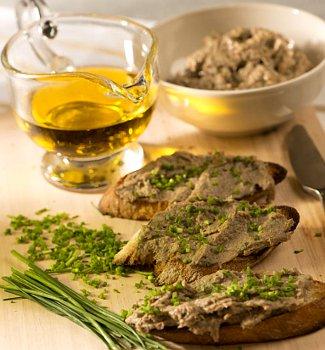 Рецепт Паштет из сардин