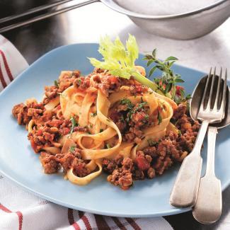 Рецепт Спагетти болоньезе