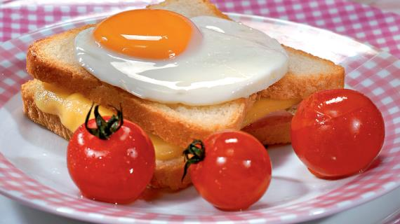 Завтраки. Рецепты