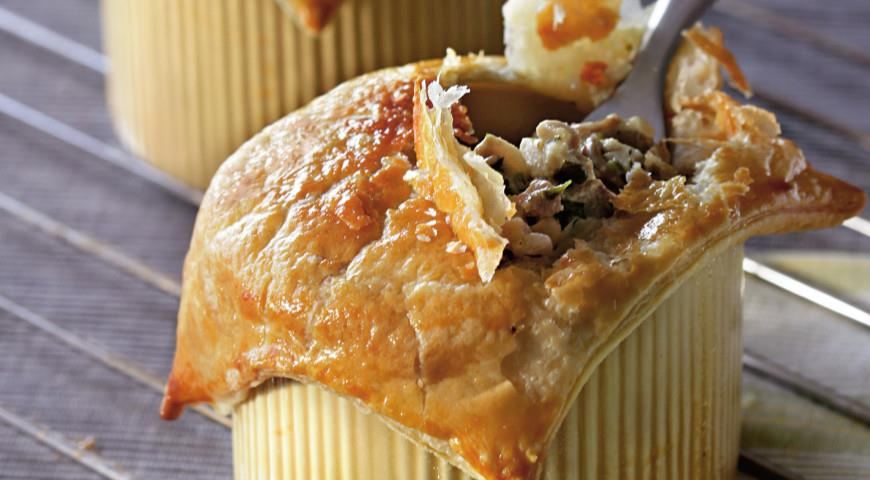Рецепт Пироги с курицей