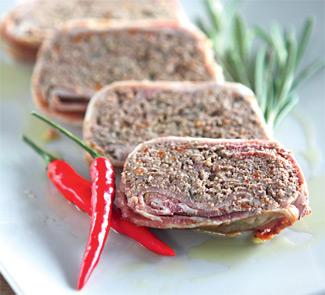 Рецепт Паштет из говяжьей печенки