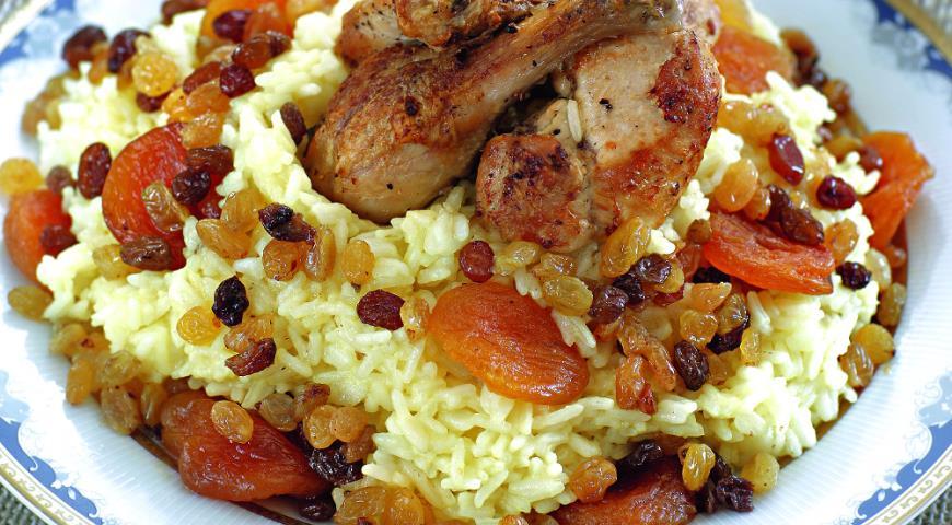 Рецепт Плов с цыпленком
