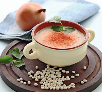 Суп из белой фасоли рецепт пошагово
