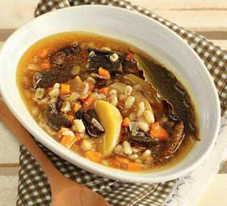 суп с перловкой для детей рецепт с фото