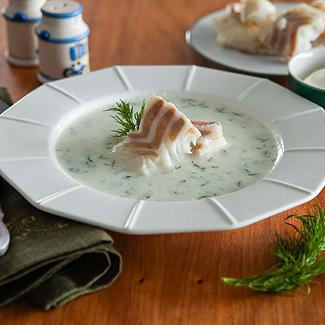 Рецепт Рыбный суп с укропом в мультиварке