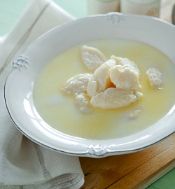 Рецепт Молочный суп в мультиварке