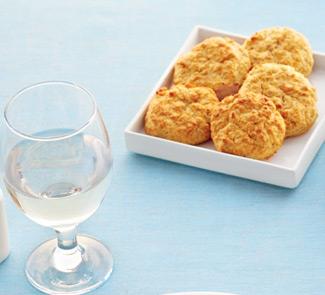 Рецепт Закусочное печенье с пастернаком и киноа