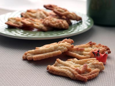 Ванильные плюшки – кулинарный рецепт