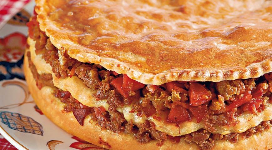 Рецепт Португальский мясной пирог
