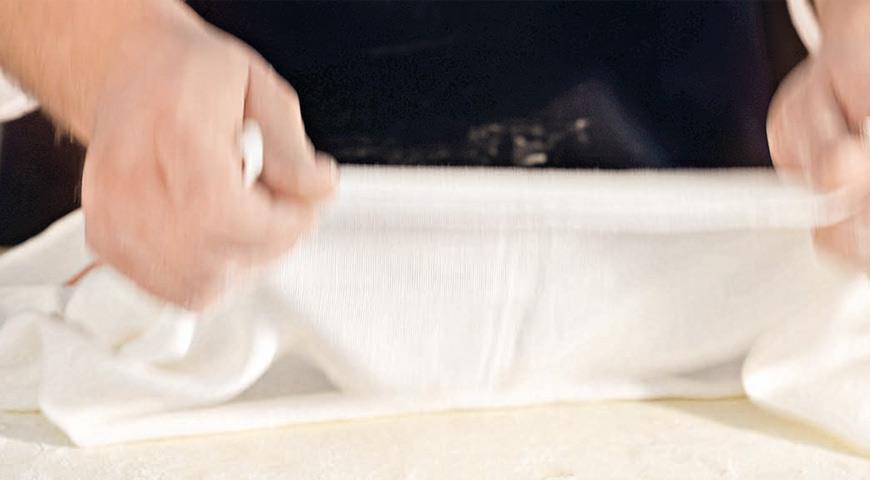 Рецепт Фило (вытяжное тесто)