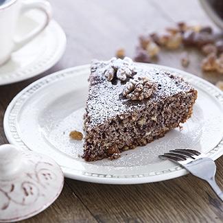 Рецепт Ореховый пирог в мультиварке