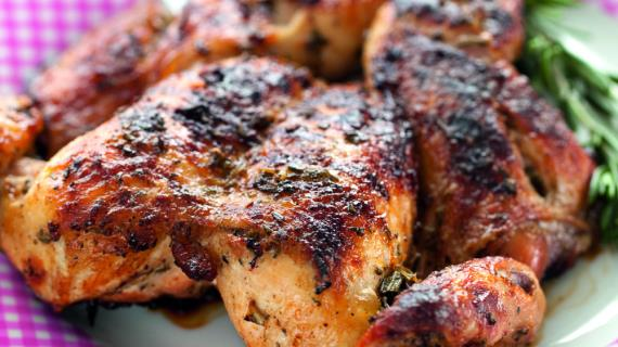 Гриль курица пошаговый рецепт с