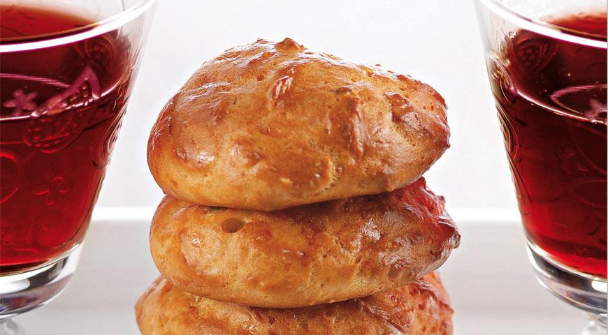 Рецепт Бургундские пирожки с тмином