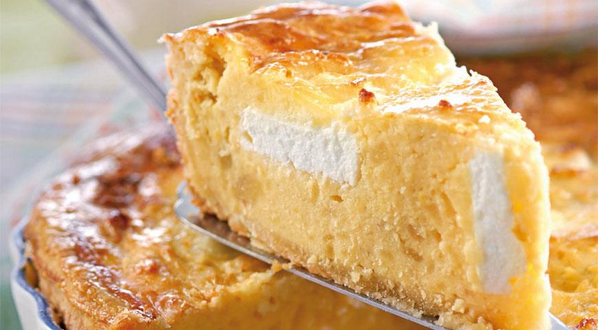 Рецепт Картофельный пирог с сыром