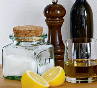 Рецепт Классическая салатная заправка
