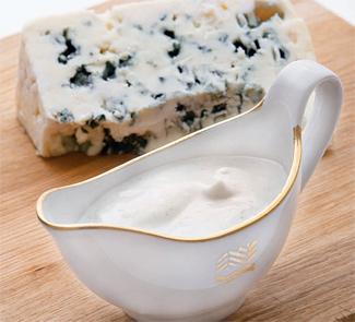 Рецепт Заправка из сыра с голубой плесенью