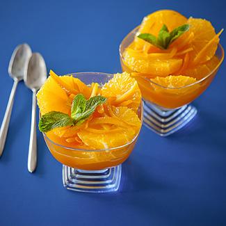 Рецепт Апельсины в сиропе в мультиварке