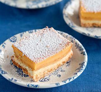 Рецепт Лимонные пирожные