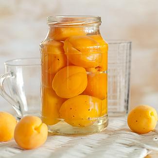 Рецепт Компот из абрикосов в мультиварке