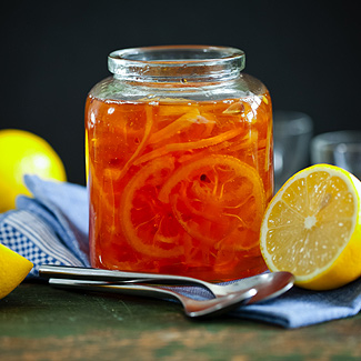 Рецепт Лимонное варенье в мультиварке