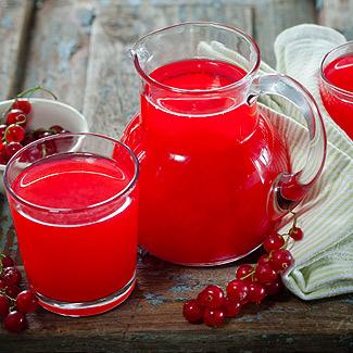 Рецепт Морс из красной смородины в мультиварке