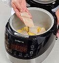 Судак з картоплею в сметанному соусі в мультиварці