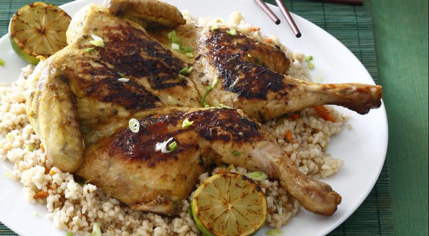 Рецепт Курица в азиатском стиле