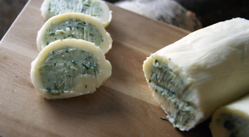 Рецепт Ароматное масло с базиликом