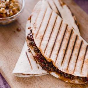Тортильи с говядиной, пошаговый рецепт с фото