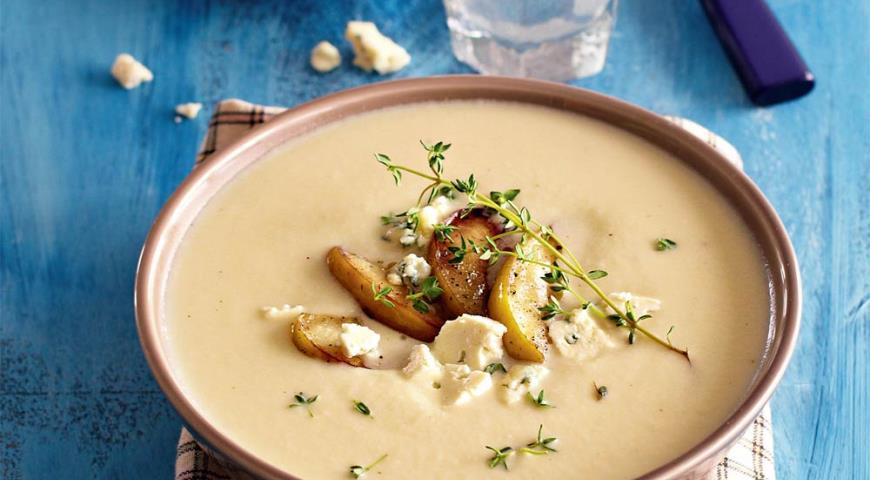 написать рецепт супа по английский