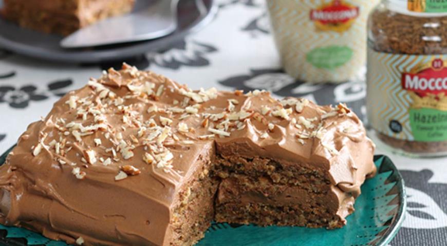 Рецепт Мексиканский ореховый торт