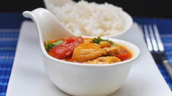Кукуль Кари мусс — куриный карри из Шри-Ланки, пошаговый рецепт с фото