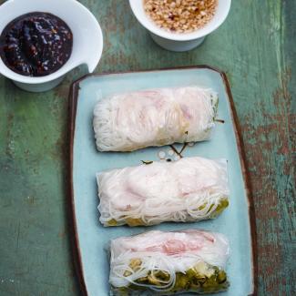 Рецепт Спринг-роллы по-вьетнамски