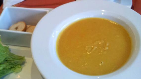Чечевичный крем-суп по-восточному (авторский рецепт), пошаговый рецепт с фото