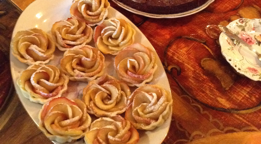 фруктовые тарталетки рецепт фото