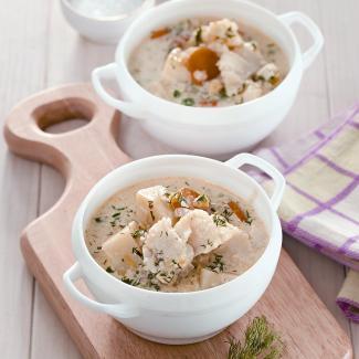 норвежский суп рецепт с фото