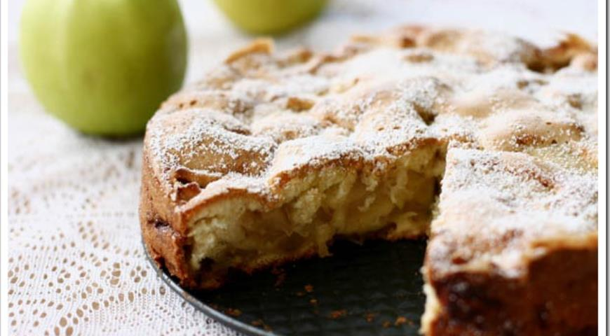 Рецепт Шарлотка (яблочный пирог)