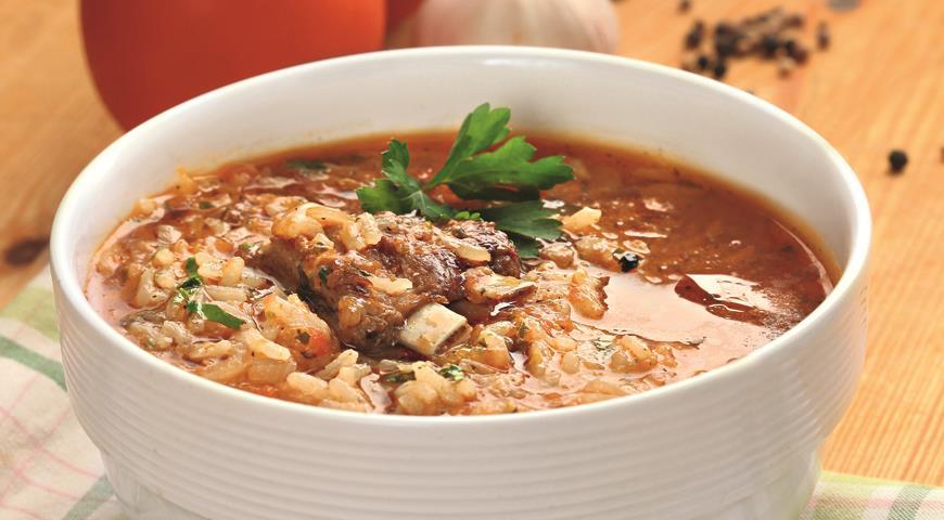 Суп харчо по грузински