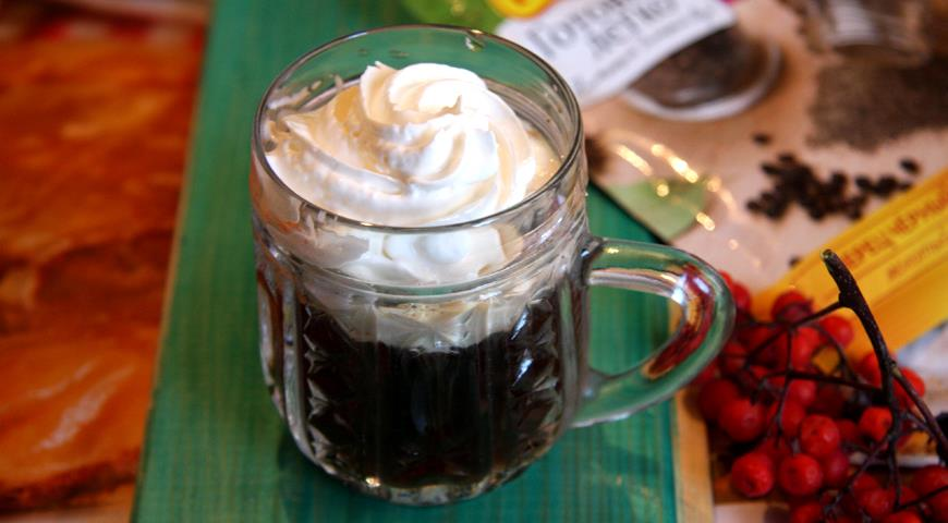 Рецепт Пряный ирландский кофе