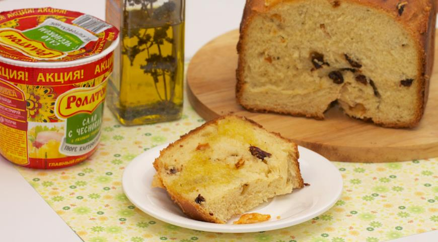 Рецепт Картофельный хлеб по-итальянски