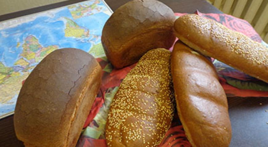 Рецепт Калмыцкий хлеб из муки Тритикале