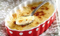 Крем-брюле, десерт