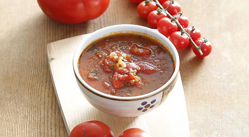 Рецепт Марокканский томатный суп