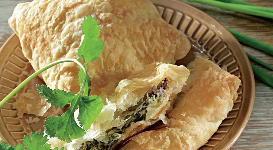 Рецепт Пирожки с сузьмой